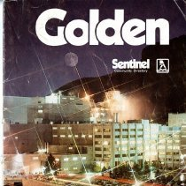 Image of 1983 City of Golden telephone directory