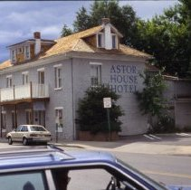 Image of Astor House Museum exterior