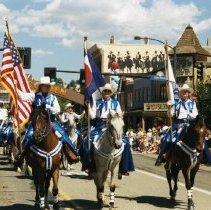 Image of BBS Club in Buffalo Bill Days parade