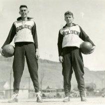 Image of Gene Bolitho and John Hampton