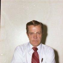 Image of Lab Technician George Peltier