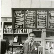 Image of Bill Deason in Foss Drug Store