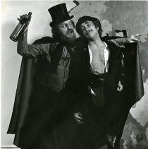 """Image of """"The Drunkard"""" play actors"""