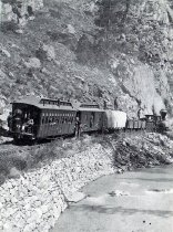 Image of Colorado Central locomotive