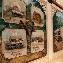 Image of Foss Drug Store mural