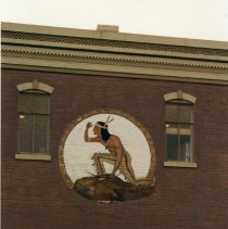 Image of Mural on Stewart Building
