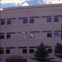 Image of USGS building at CSM