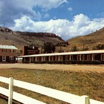 Image of Iron Horse Motel postcard