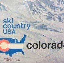 Image of Ski County USA Colorado detail
