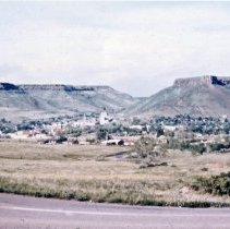 Image of Golden Colorado in the 1950's
