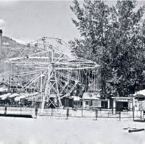 Image of Carnival behind Mitchell Elementary