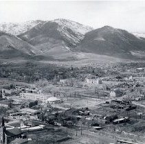 Image of Panoramic view of Golden in the 1930's