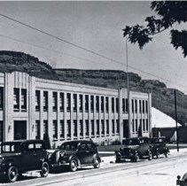 Image of Mitchell Elementary in the 1930's