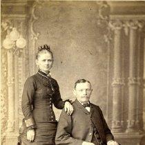 Image of Anna and Nicholas Koenig wedding portrait