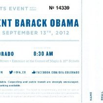Image of 2012.080.001 - Ticket, Admission