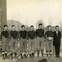 Image of 1924 Golden High School football team