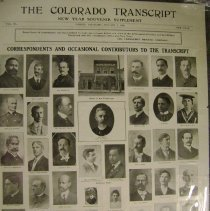 Image of 1153 - Newspaper