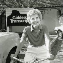 Image of Alice Dempsey, Golden Transcript