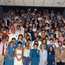 Image of Golden High School 1987 reunion