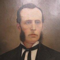 Image of William Austin Hamilton Loveland portrait detail