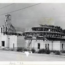 Image of Central School Construction