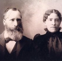 Image of James M. and Belle Zora Snodgrass McKeen