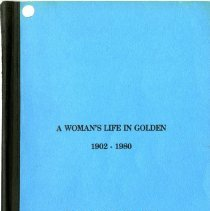 Image of A Woman's Life in Golden