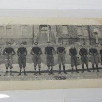 Image of Golden High School 1922 football team