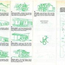 Image of reverse 1976 centennial sites