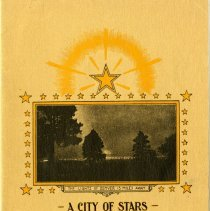 "Image of ""A City of Stars as Seen from Lookout Mountain Park"" cover"