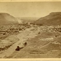 Image of Golden, Colorado by W. H. Jackson