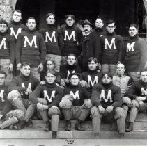 Image of 1899 Colorado School of Mines football team