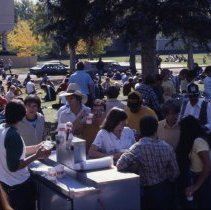 Image of CSM student gathering