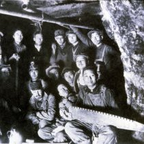Image of Historic miners