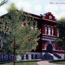 Image of Hall of Engineering