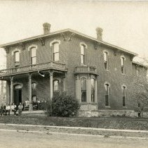 Image of Crucible House, 1908