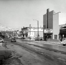 Image of 13th St and Washington Ave, 1955