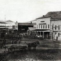 Image of Businesses on Washington Avenue