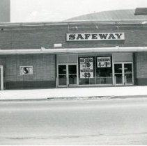 Image of Safeway buidling, 1961