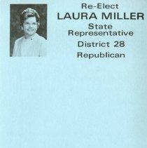 Image of Laura Miller, state representative