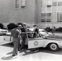 Image of Sam Shanks and Jefferson County Deputies, 1963