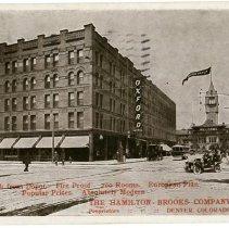 Image of Alice Prier postcard, Denver