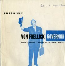 Image of Von Frellick press kit
