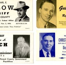 Image of campaign cards