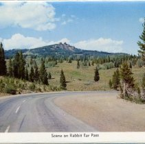 Image of Scene on Rabbit Ear Pass