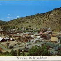 Image of Panorama of Idaho Springs, Colorado