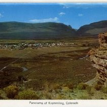 Image of Panorama of Kremmling, Colorado