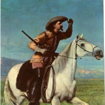 "Image of ""The Scout"" postcard"
