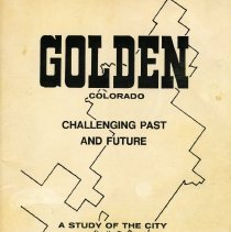 Image of An overview of the City of Golden in 1973, including summaries of municipal services, county services, election information, civic leaders, city finances, revenues, and expenditures, and city planning.