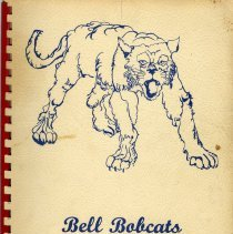Image of Yearbook: soft-cover annual for Bell Junior High School in Golden, Colorado, for the school year 1968-1969. Published by the Student Council of Bell Junior High School.